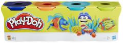 Play-doh balení - 4 barvy