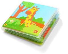 Dětská pískací knížka zvířátka safari BabyOno