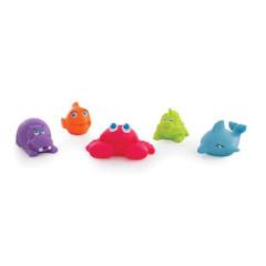 Mořská zvířátka 5 ks Playgro