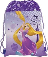 Sáček (nejen) na cvičky Locika Rapunzel
