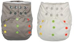 Plenkové kalhoty UNI barevné druky se síťovinou