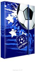 Desky na sešity Heft box A5 fotbal