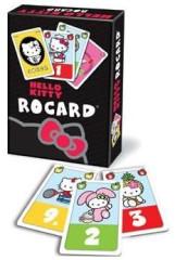 Karetní hra Rocard - Hello Kitty