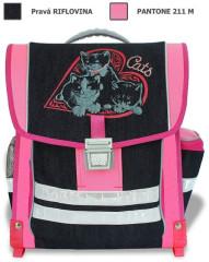 Školní aktovka Cats Emipo