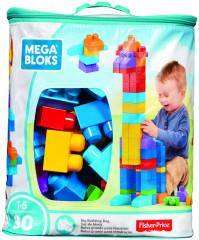Mega Bloks FB pytel kostek 80 ks PRO CHLAPCE