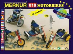 Merkur M 018 Motocykly