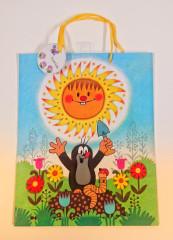 Dárková taška velká Krteček 32 x 26 cm Albi