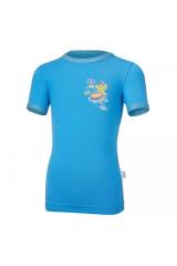 Tričko tenké KR obrázek Outlast® Modrá