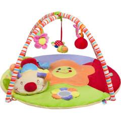 Hrací deka PlayTo stonožka s hračkou