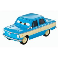 Cars2 auta W1938 Mattel VLADIMIR TRUNKOV