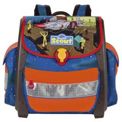 Školní aktovka Scout - Vesmírná raketa