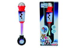 Elektronický mikrofon 30cm, vstup pro MP3
