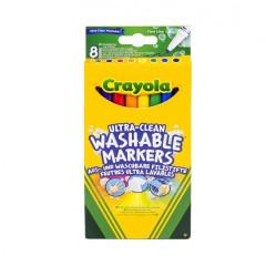 Super tenké fixy 8ks Crayola