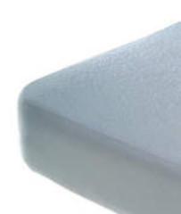 Chránič matrace bambus - polyuretan 60 x 120 cm