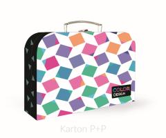 Kufřík lamino 34 cm Cubes