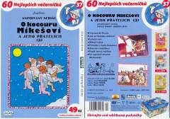 DVD - O kocouru Mikešovi 3
