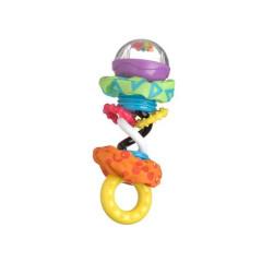Kroucené chrastítko s kuličkami Playgro