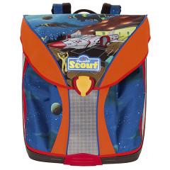 Školní batoh Scout - Vesmírná raketa