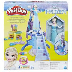 Play-Doh Frozen ledový palác