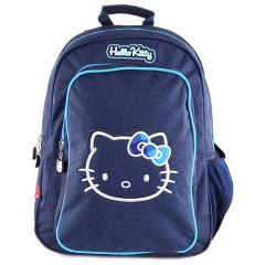 Školní batoh Hello Kitty - Modrý jeans
