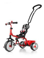 Dětská tříkolka se zvonkem Milly Mally Boby 2015 red