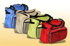 Taška na kočárek, různé barvy