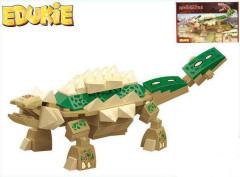EDUKIE stavebnice dinosaurus 115 ks