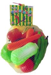 Zelenina v síťce