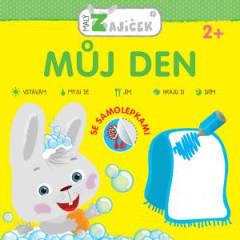 Kniha Malý zajíček Můj den