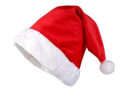 Vánoční čepice, čepice Santa Claus