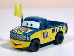 Cars2 auta W1938 Mattel DEXTER HOOVER