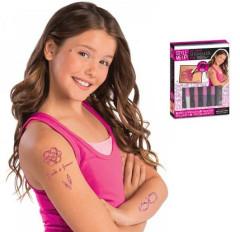 SMU Lesklé vybarvovací tetování
