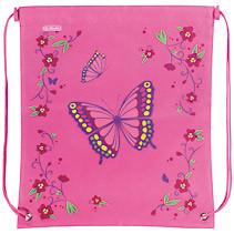Sáček na cvičky Mini Herlitz Motýl barevný