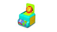 Fisher Price hudební krabička s překvapením FHF77