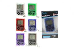 Přívěšek digitální hra Brick Game Tetris