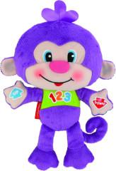 Fisher Price chytrá mluvící opička BMC23