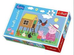 Puzzle Peppa Pig Disney 30 dílků