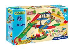 Kid Cars - Městečko 6,3m Wader