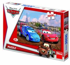 Puzzle Cars v Paříži 300XL dílků