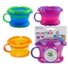 Munchkin - Svačinový hrneček Click Lock