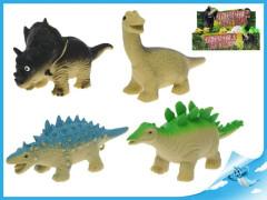 Dinosaurus strečový 13-17cm
