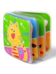 Dětská pískací knížka Baby Ono domácí zvířátka