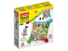 Labyrint - hra Puzzle Labirinto