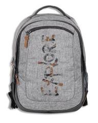 Studentský batoh CLASSIC VIKI grey