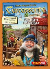 Mindok Carcassonne 5 Opatství a starosta