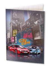 Desky na abecedu City Cars Emipo
