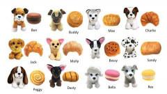 Sweet Pups štěňátko plyšové 13cm vonící