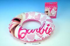 Kruh nafukovací Barbie 41cm v krabičce