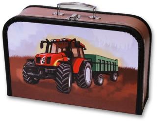 Kufřík 35 cm Traktor Emipo