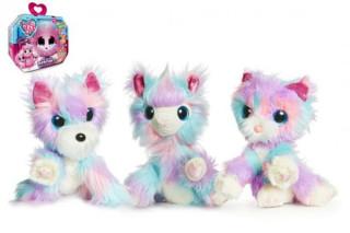 Zvířátko Fur Balls plyšový Touláček Candy Floss pejsek/kočka/lama